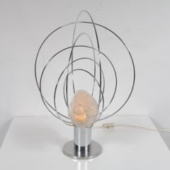Angelo Brotto Angelo Brotto Sculptural Table Lamp by Esperia Italy 1960s - 1140141
