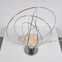 Angelo Brotto Angelo Brotto Sculptural Table Lamp by Esperia Italy 1960s - 1140147