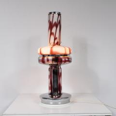 Angelo Brotto Angelo Brotto Table Lamp in Murano Glass for Esperia Italy 1970 - 1140161