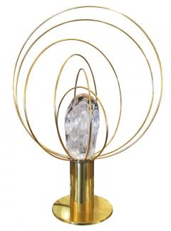 Angelo Brotto Barnaba Brass Table Lamp by Angelo Brotto for Esperia - 173586