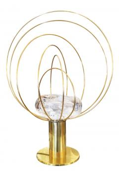 Angelo Brotto Barnaba Brass Table Lamp by Angelo Brotto for Esperia - 173587