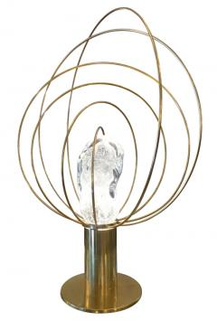 Angelo Brotto Barnaba Brass Table Lamp by Angelo Brotto for Esperia - 173588