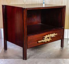 Angelo Brotto Pair of side tables attributed to Angelo Brotto - 717943