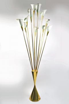Angelo Lelii Calla Floor Lamp by Angelo Lelii Italy Arredoluce ca 1952 - 118899