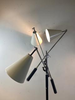 Angelo Lelii Lelli ARREDOLUCE TRIENALLE FLOOR LAMP BY ANGELO LELLI - 1436254