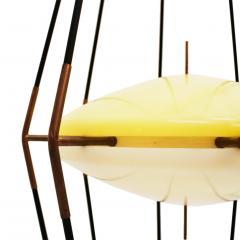 Angelo Lelii Lelli Angelo Lelli And Ettore Sottsass MidCentury Modern Arredoluce Italian Floor Lamp - 1175727