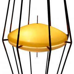 Angelo Lelii Lelli Angelo Lelli And Ettore Sottsass MidCentury Modern Arredoluce Italian Floor Lamp - 1175729