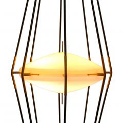 Angelo Lelii Lelli Angelo Lelli And Ettore Sottsass MidCentury Modern Arredoluce Italian Floor Lamp - 1175730