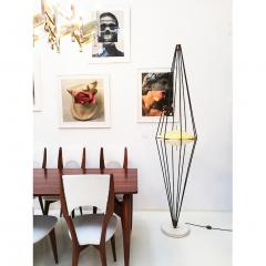 Angelo Lelii Lelli Angelo Lelli And Ettore Sottsass MidCentury Modern Arredoluce Italian Floor Lamp - 1175810