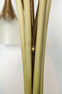 Angelo Lelii Lelli No 77 Rare Floor Lamp by Angelo Lelii for Arredoluce - 1156162