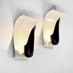 Angelo Lelii Lelli Pair of Wall Lights - 811944