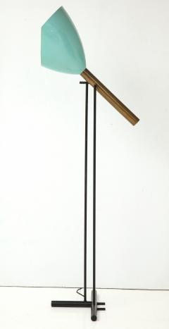 Angelo Lelii Lelli Rare Floor Lamp Model 12627 - 934150