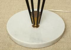 Angelo Lelii Lelli Rare tall standing lamp Siluro by Angelo Lelii for Arredoluce - 1510753