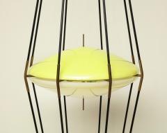 Angelo Lelii Lelli Rare tall standing lamp Siluro by Angelo Lelii for Arredoluce - 1510754