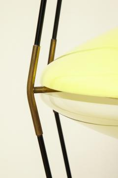 Angelo Lelii Lelli Rare tall standing lamp Siluro by Angelo Lelii for Arredoluce - 1510756