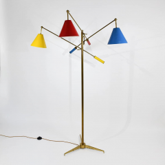 Angelo Lelii Lelli Triennale floor lamp - 903474