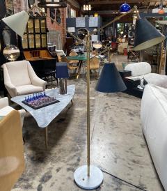 Angelo Lelli Lelii Angelo Lelii for Arredoluce Original Rare Triennale Floor Lamp - 2027100