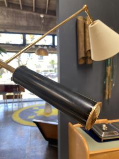 Angelo Lelli Lelii Angelo Lelii for Arredoluce Original Rare Triennale Floor Lamp - 2027105
