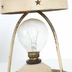 Angelo Lelli Lelii Angelo Lelli Single Star Stelline Table Lamp Arredoluce Monza Italy 1950s - 1771593