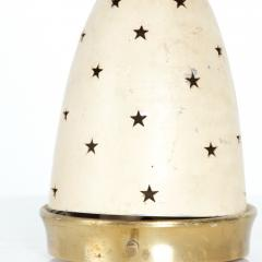 Angelo Lelli Lelii Angelo Lelli Single Star Stelline Table Lamp Arredoluce Monza Italy 1950s - 1771594