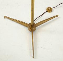 Angelo Lelli Lelii Original Rare 1950s Triennale Floor Lamp Model 12128 - 1730739