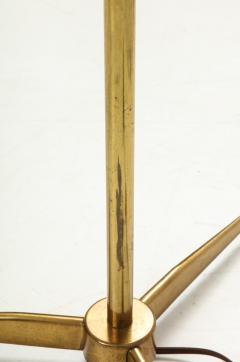 Angelo Lelli Lelii Original Rare 1950s Triennale Floor Lamp Model 12128 - 1730740