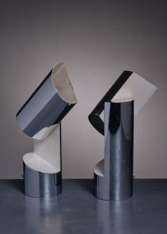 Angelo Lelli Lelii Pair of Table Lamps by Angelo Lelli for Arredoluce - 2052848