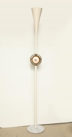 Angelo Lelli Lelii RARE STANDING LAMP POLIFEMO BY ANGELO LELII FOR ARREDOLUCE - 1700225