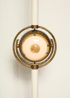 Angelo Lelli Lelii RARE STANDING LAMP POLIFEMO BY ANGELO LELII FOR ARREDOLUCE - 1700228