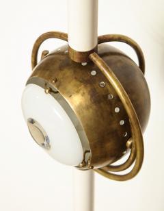 Angelo Lelli Lelii RARE STANDING LAMP POLIFEMO BY ANGELO LELII FOR ARREDOLUCE - 1700230