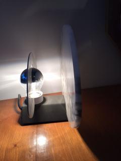 Angelo Mangiarotti 1980s Alabaster Table Lamp by A Mangiarotti - 252485