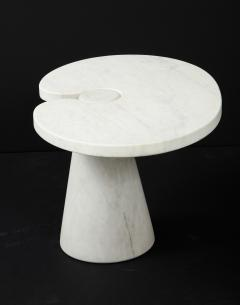 Angelo Mangiarotti Angelo Mangiarotti Carrara Marble Eros Side Table for Skipper - 1113742