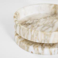 Angelo Mangiarotti Angelo Mangiarotti Marble Centerpiece for Knoll 60s - 2129385