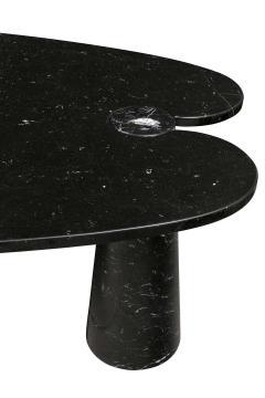 Angelo Mangiarotti Angelo Mangiarotti Nero Marquina Marble Eros Dining Table - 1256710