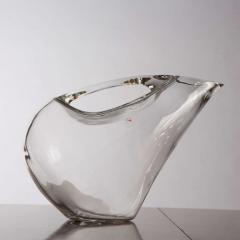 Angelo Mangiarotti Crystal Pitcher and Glasses by Angelo Mangiarotti - 770096