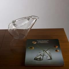 Angelo Mangiarotti Crystal Pitcher and Glasses by Angelo Mangiarotti - 770101