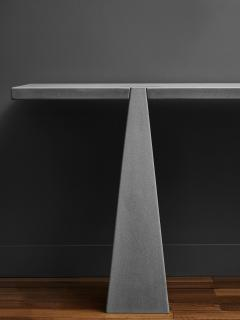Angelo Mangiarotti Inca Console Table by Angelo Mangiarotti for Skipper in 1978 - 1706941
