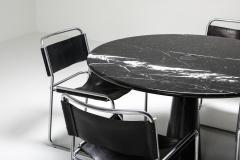 Angelo Mangiarotti Mangiarotti Eros Marble Dining Table 1970s - 1395134
