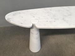 Angelo Mangiarotti Marble Console Table by Angelo Mangiarotti - 1036404