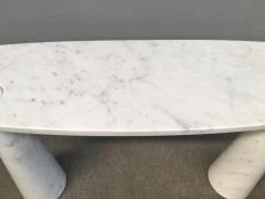 Angelo Mangiarotti Marble Console Table by Angelo Mangiarotti - 1036405