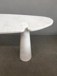 Angelo Mangiarotti Marble Console Table by Angelo Mangiarotti - 1036407