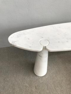 Angelo Mangiarotti Marble Console Table by Angelo Mangiarotti - 1036411