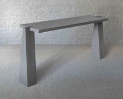 Angelo Mangiarotti PIETRA SERENA CONSOLE TABLE DESIGNED BY ANGELO MANGIAROTTI ITALY 1978 - 1189733