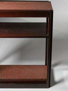 Angelo Mangiarotti Pair of 4D Units by Angelo Mangiarotti for Molteni - 2127803