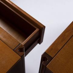 Angelo Mangiarotti Set of Three 4D Storage System by Mangiarotti for Molteni - 778736