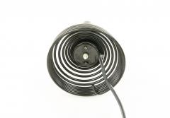 Angelo Mangiarotti Spirale table lamp by Angelo Mangiarotti for Candle 1970s - 1086396