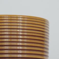 Angelo Simonetto Futurismo Ceramic Vase by Angelo Simonetto for Galvani Pordenone - 680964