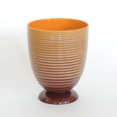 Angelo Simonetto Futurismo Ceramic Vase by Angelo Simonetto for Galvani Pordenone - 680965