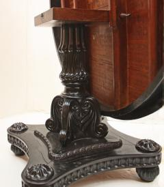 Anglo Indian Ceylonese Ebony and Specimen Wood Centre Table - 1924954
