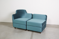 Angolo Seating Group by Corrado Corradi Dell Acqua for Tato - 1127848